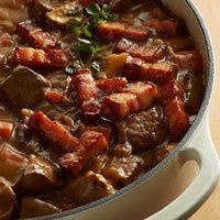 Stoltzfus Meats 10 lb. Fresh Premium Slab Bacon   - 4/Case