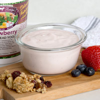 Farmer Rudolph's 32 oz. Strawberry Farmstead Yogurt
