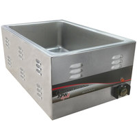 APW Wyott CW-2Ai 12 inch x 20 inch Countertop Food Cooker/Warmer 22 Qt. - 208/240V