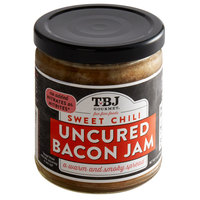 TBJ Gourmet 9 oz. Sweet Chili Uncured Bacon Jam - 6/Case