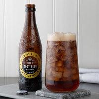 Boylan Bottling Co. 12 oz. Diet Root Beer Soda - 24/Case