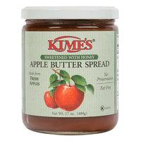Kime's 17 oz. Honey Apple Butter Spread - 12/Case