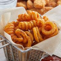 Lamb Weston 5 lb. Original Recipe Twister Curly Seasoned Fries - 6/Case