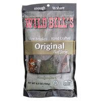 Wild Bill's 6.5 oz. Hickory-Smoked Beef Jerky