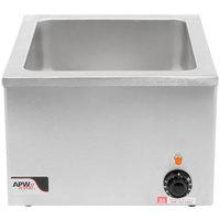 APW Wyott W-6 14 inch x 15 inch Countertop Food Warmer - 240V, 800W