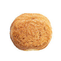 David's Cookies 1.5 oz. Preformed Snickerdoodle Cookie Dough - 216/Case