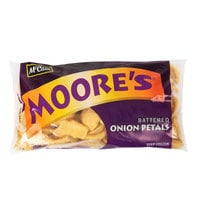 Moore's 2.5 lb. Battered Onion Petals - 9/Case