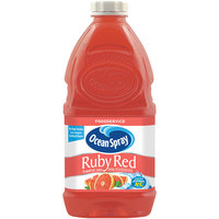 Ocean Spray 60 oz. Ruby Red Grapefruit Juice - 8/Case