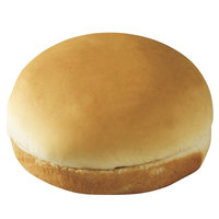 European Bakers 4 1/2 inch Hamburger Bun - 96/Case