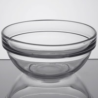 Cardinal Arcoroc E9159 Stackable 12 oz. Glass Ingredient Bowl - 36/Case