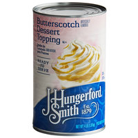 J. Hungerford Smith #5 Can Butterscotch Topping   - 6/Case