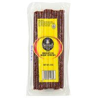 Seltzer's Lebanon Bologna 8 oz. Original Beef Snack Sticks - 20/Case