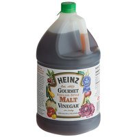 Heinz 1 Gallon English Style Malt Vinegar - 4/Case