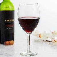 Libbey 8420 Grande Collection 19.5 oz. Vino Grande Wine Glass   - 12/Case