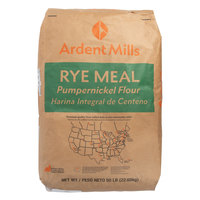 Ardent Mills 50 lb. Medium Rye Meal Pumpernickel Flour
