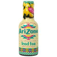 Arizona 16 oz. Iced Tea with Lemon - 20/Case