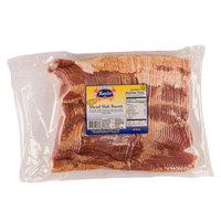 Kunzler 5 lb. Pack Sliced Slab Bacon   - 2/Case