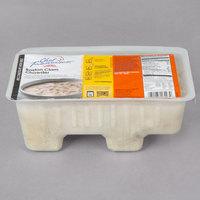 Chef Francisco 4 lb. Condensed Boston Style Clam Chowder - 4/Case