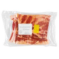 Kunzler 5 lb. Pack Original Sliced Bacon - 2/Case