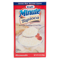 Kraft 8 oz. Minute Tapioca Pudding Mix - 12/Case