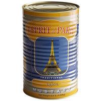Espirit de Paris 8.8 lb. Smooth Dijon Mustard   - 6/Case