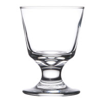 Libbey 3746 Embassy 5.5 oz. Footed Rocks Glass 24 / Case