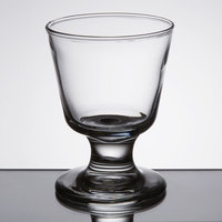 Libbey 3746 Embassy 5.5 oz. Footed Rocks Glass - 24/Case