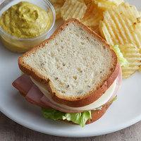 La Brea 13 oz. Loaf Gluten-Free Sliced Multigrain Bread - 8/Case