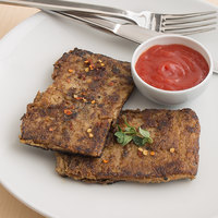 Hippey's 1 lb. Country Made Pork Scrapple - 10/Case