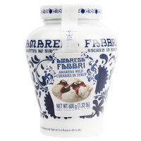 Fabbri 21 oz. Amarena Cherries in Opaline Jar