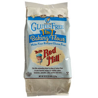 Bob's Red Mill 5 lb. Gluten Free 1-to-1 Baking Flour   - 4/Case