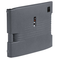 Cambro UPCHTD16002191 Granite Gray Replacement Heated Top Door for Camcarrier - 220V (International Use Only)