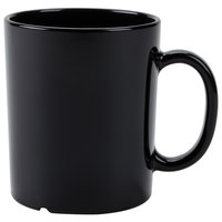 GET TM-1316-BK 12 oz. Black Tritan Mug - 24 / Case