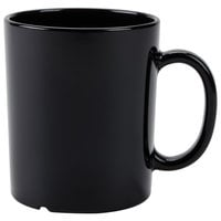 GET TM-1316-BK 12 oz. Black Tritan Mug - 24/Case