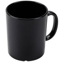 GET TM-1316-BK 12 oz. Black Tritan Mug - 24/Case