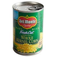 Del Monte 15.25 oz. Can Golden Sweet Whole Kernel Corn   - 24/Case