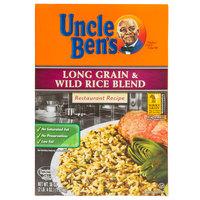 Uncle Ben's 36 oz. Long Grain and Wild Rice Blend - 6/Case