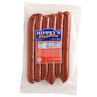 Hippey's 1 lb. Hot Pepper Cheese and Meat Sticks