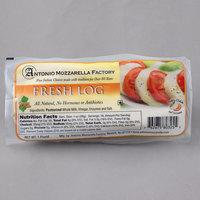 Antonio Mozzarella Factory 1 lb. Mozzarella Cheese Log - 8/Case