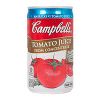 Campbell's 5.5 oz. Tomato Juice - 48/Case