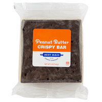 Best Maid 5 oz. Thick Peanut Butter Crispy Bar - 24/Case