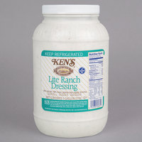Ken's Foods 1 Gallon Lite Ranch Dressing