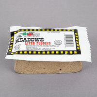 The Meadows by Kunzler 1 lb. Liver Pudding - 8/Case