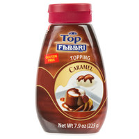 Fabbri 8 oz. Caramel Mini Top Sauce