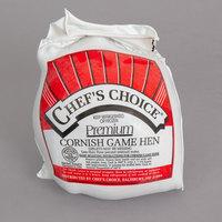 24-32 oz. Cornish Game Hen - 16/Case