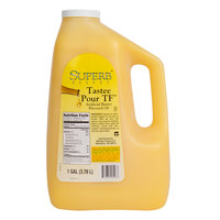 Superb Select 1 Gallon Liquid Butter Flavored Oil Alternative   - 4/Case