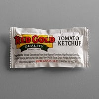 Red Gold 9 Gram Ketchup Packets - 1000/Case