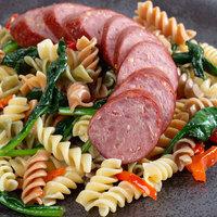 Groff's Meats 5 Ib. Extra Garlic Smoked Kielbasa Rope