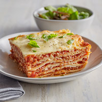 Fisher's Homestyle Salads 8 lb. Baked Lasagna with Meat