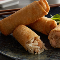 3 oz. Shrimp Egg Roll - 50/Case